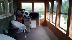 Consolidating, clearing clutter, and vacuuming help!